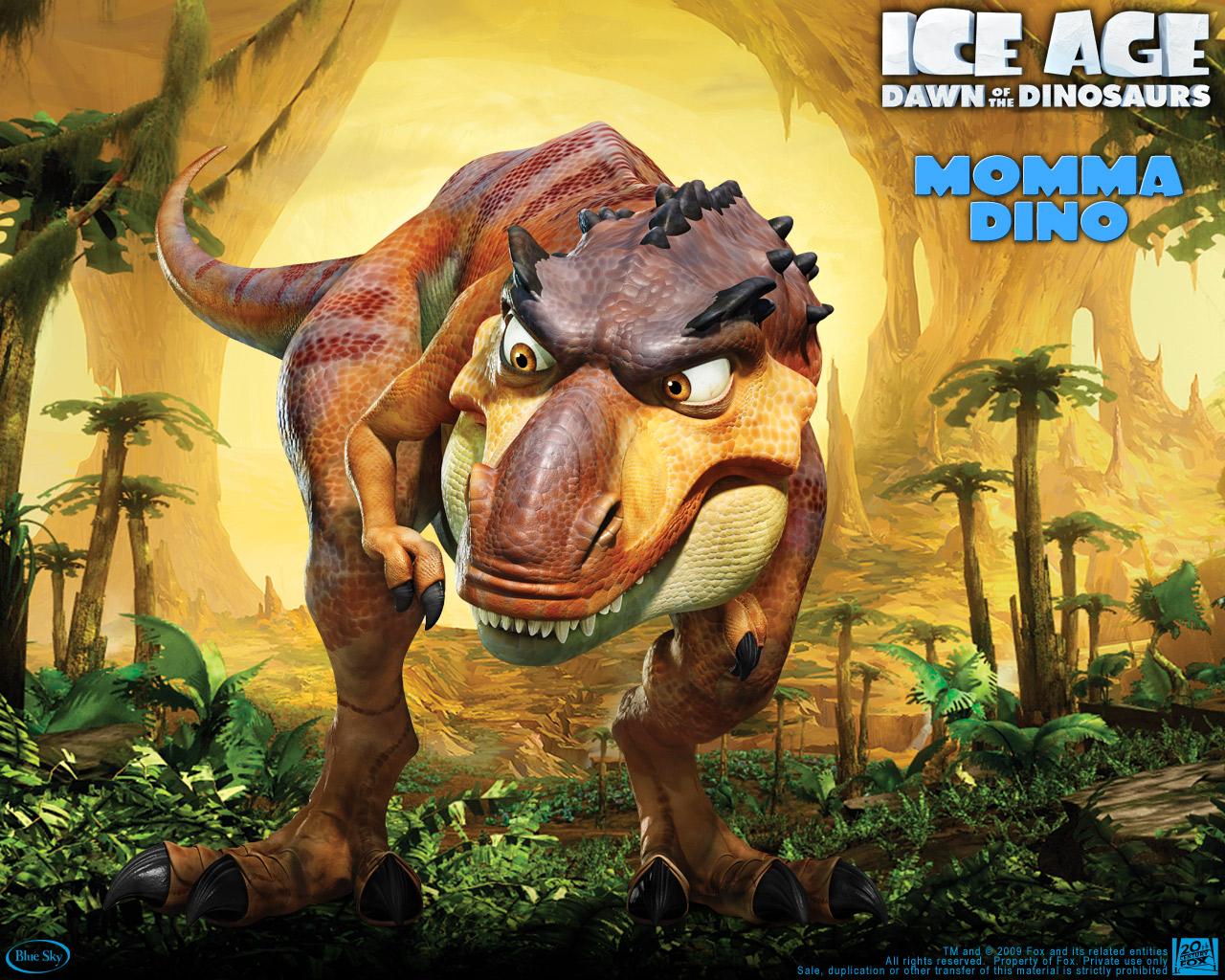 Зайчат для, картинки ледниковый период 3 эра динозавров