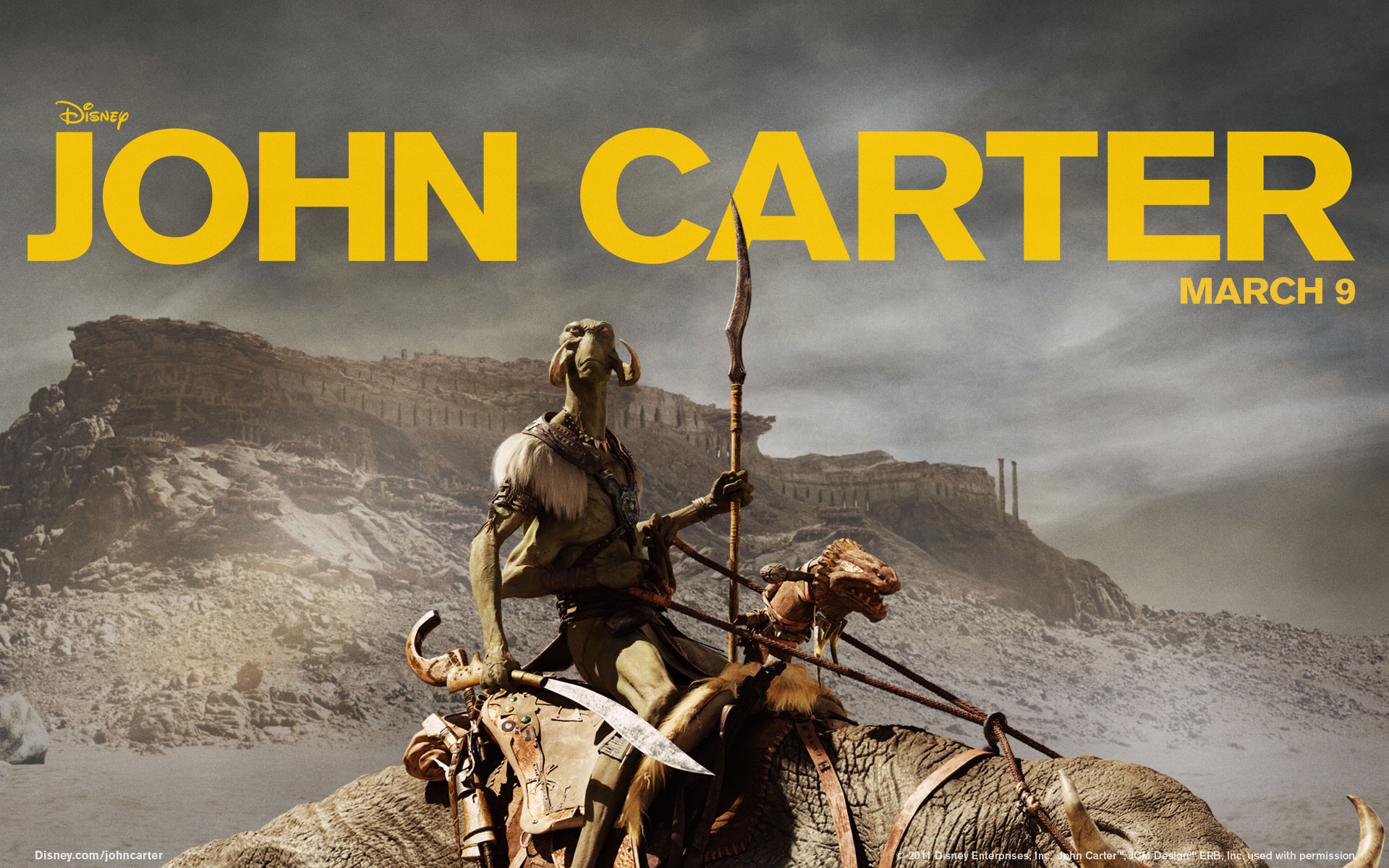 Джон Картер фильм без смс