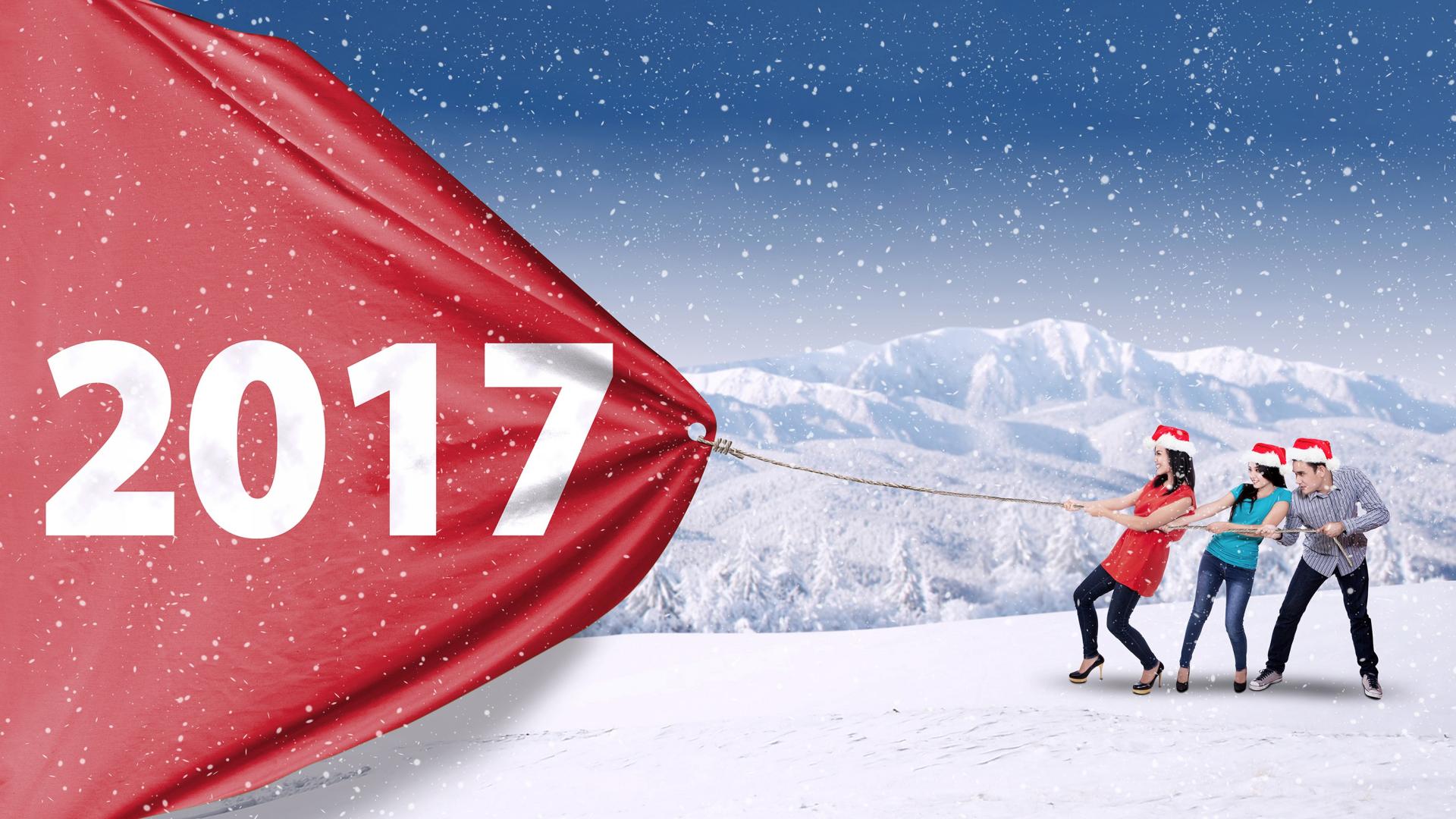 Картинка новый год 2017, прикольные врач