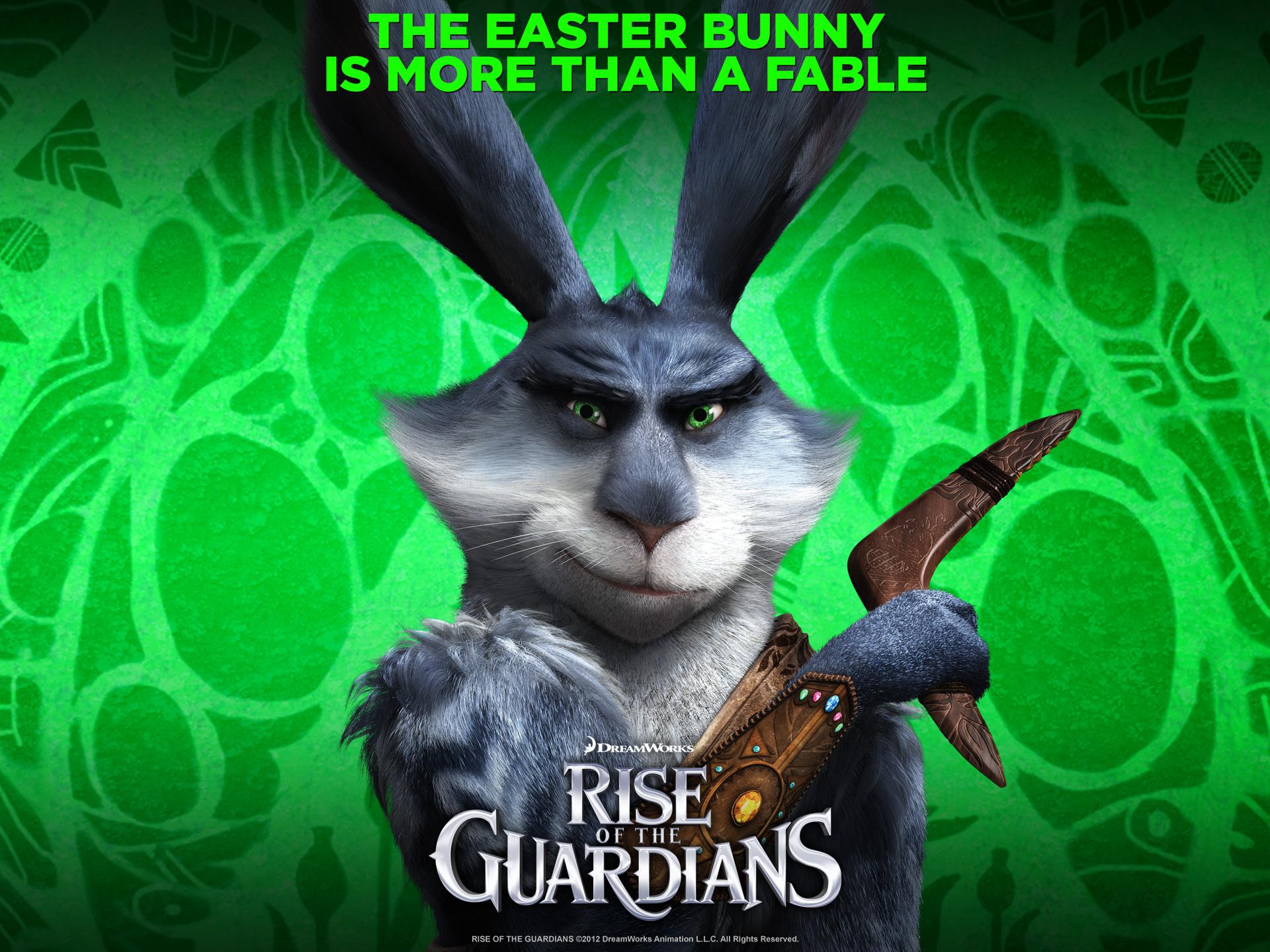 Кролик из хранителей снов картинки морохия