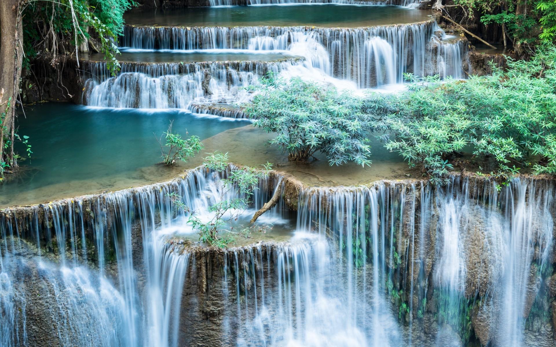 Красивые картинки на телефон на заставку водопад