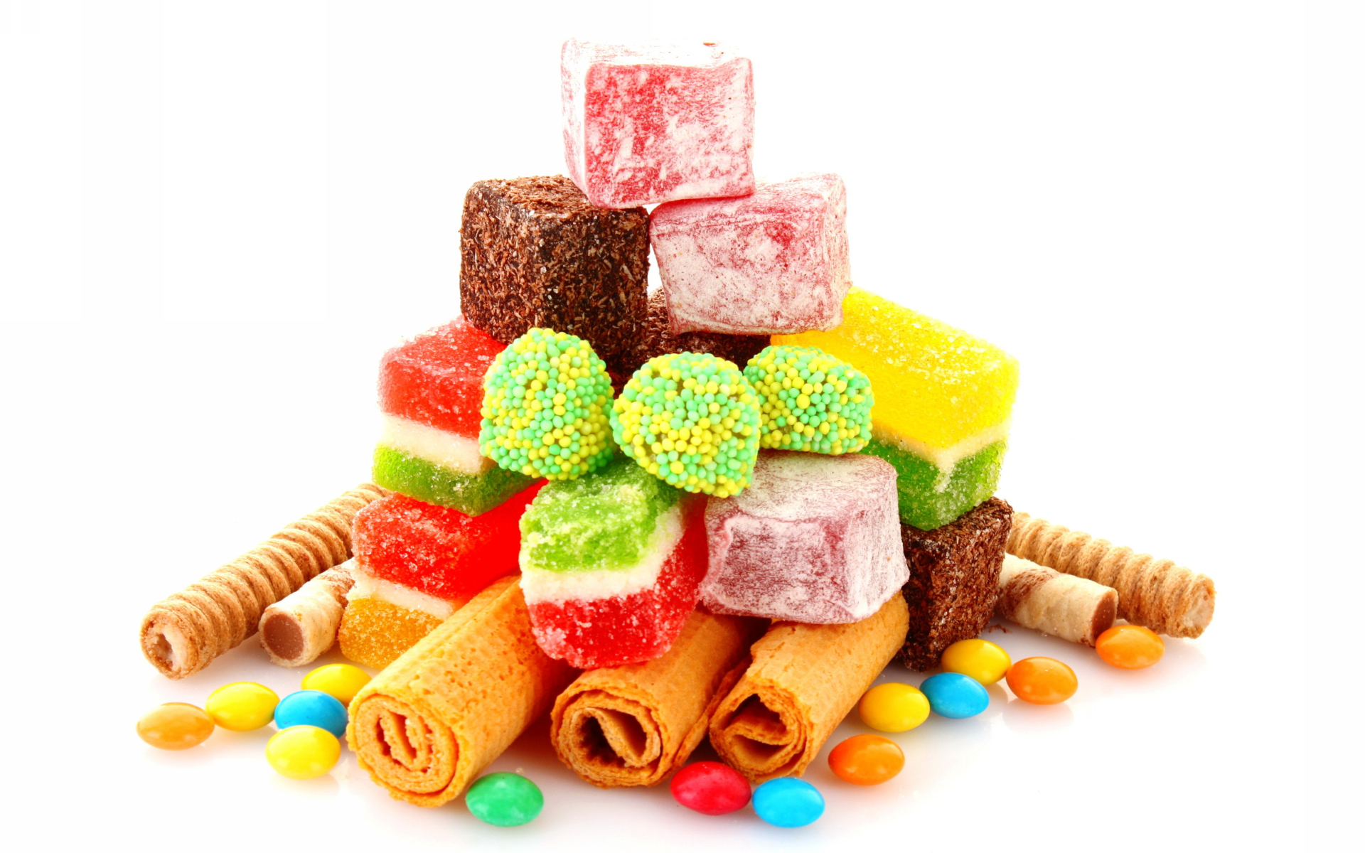 Коллективу февраля, картинки со сладостями для детей