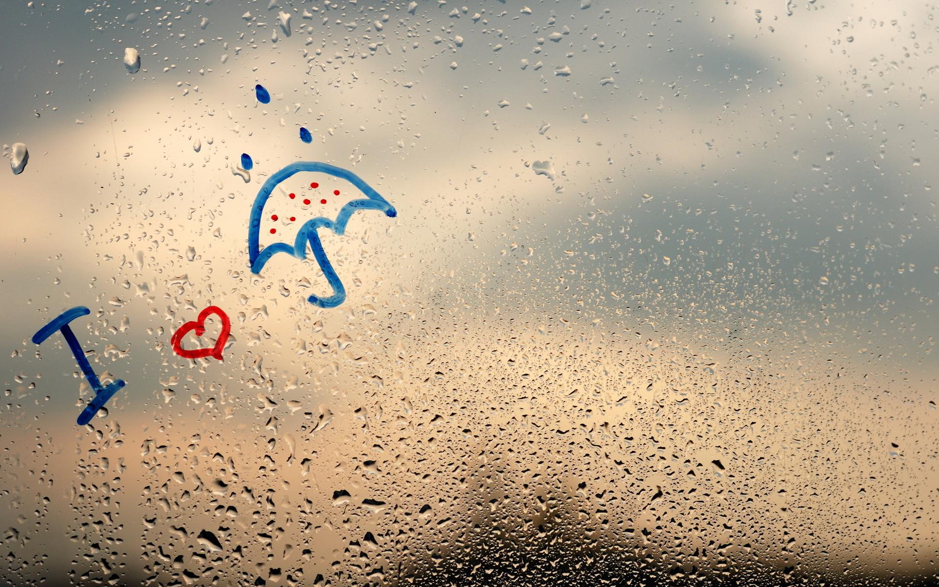 Картинки про дождик с надписью на английском, водопады анимации