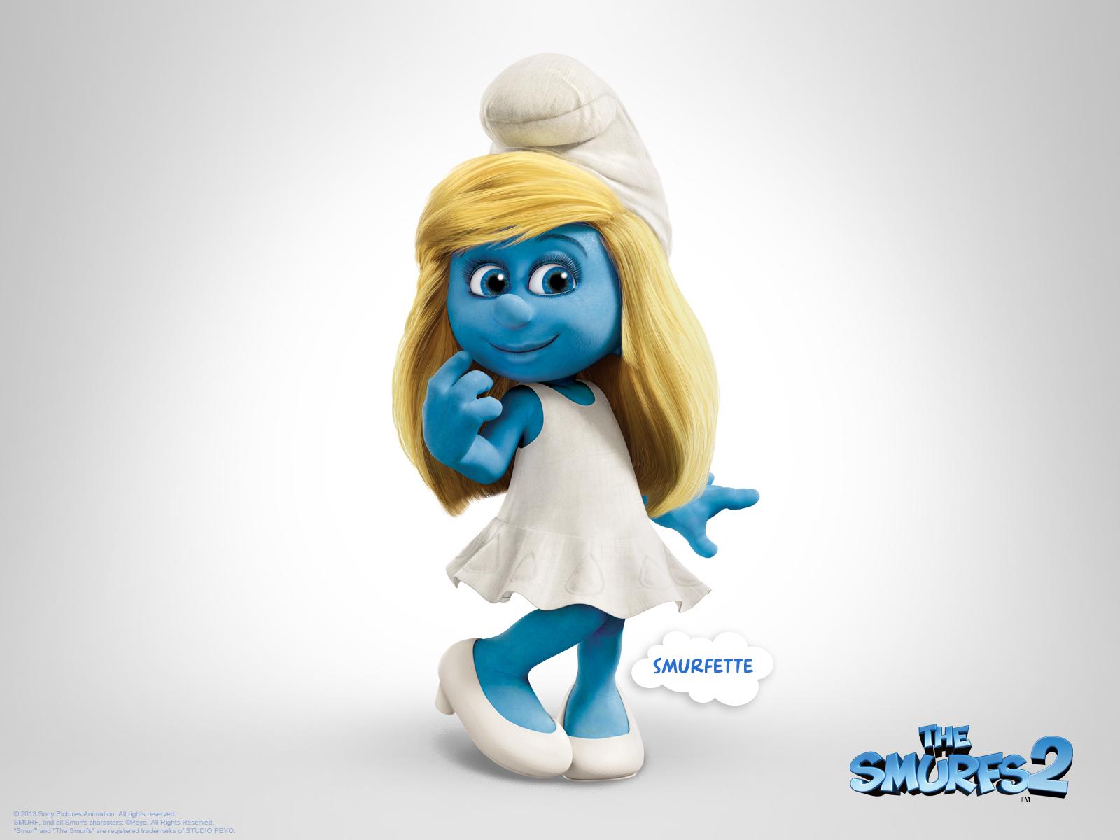 Smurfs - Papa бесплатно