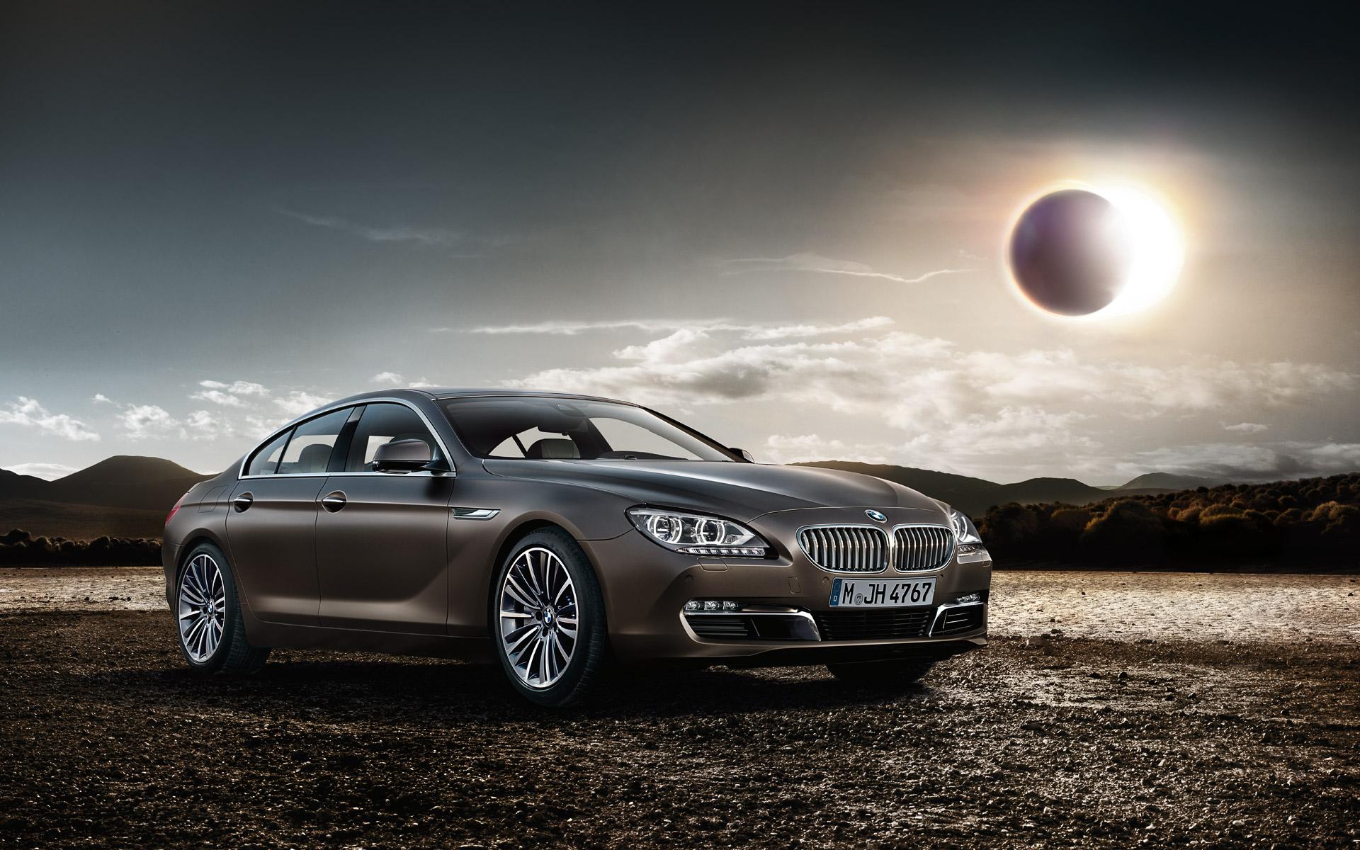 BMW Gran Coupe  № 1096875 бесплатно