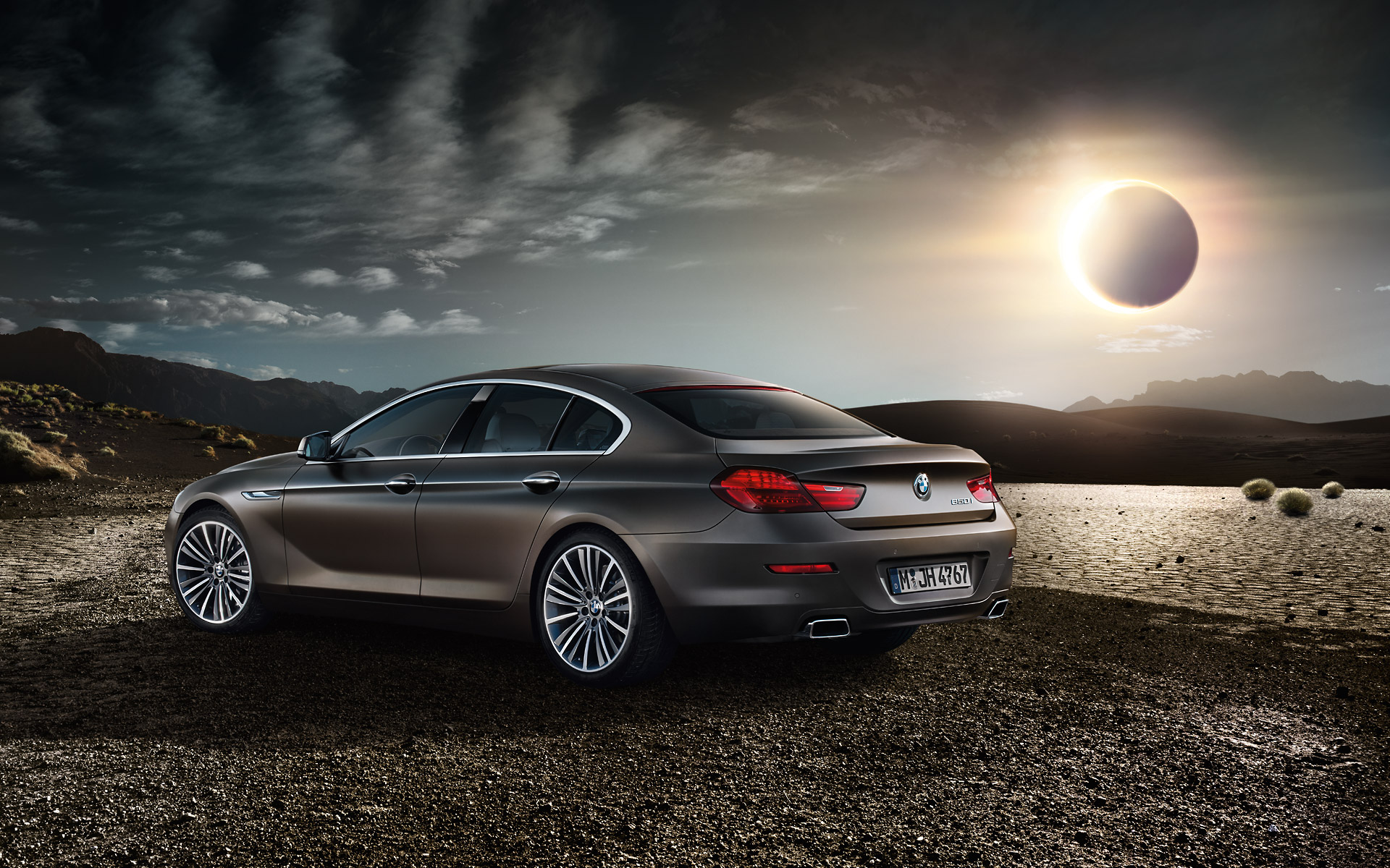 BMW Gran Coupe  № 1096983 бесплатно