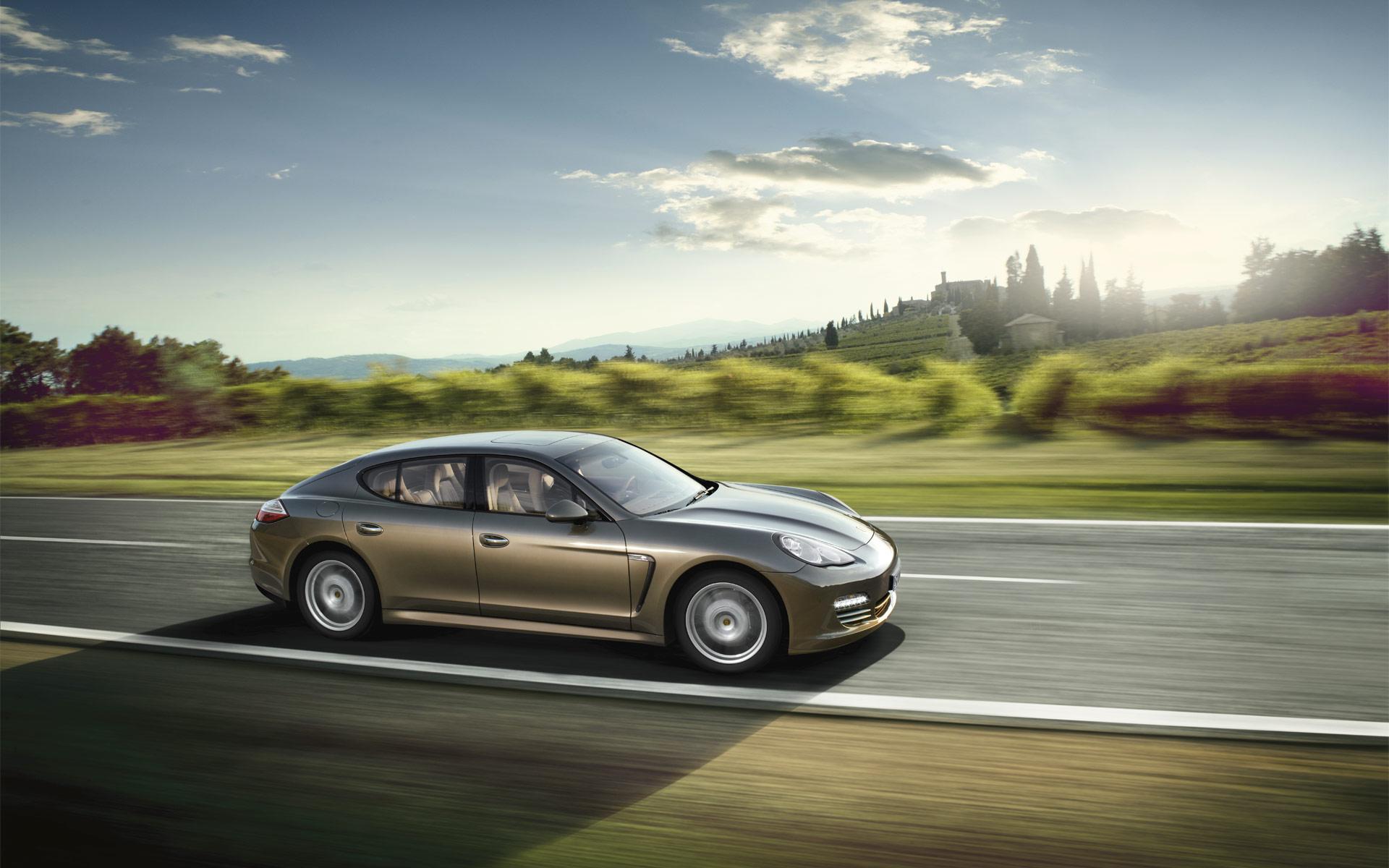 Porsche Panamera 911  № 2369942 бесплатно