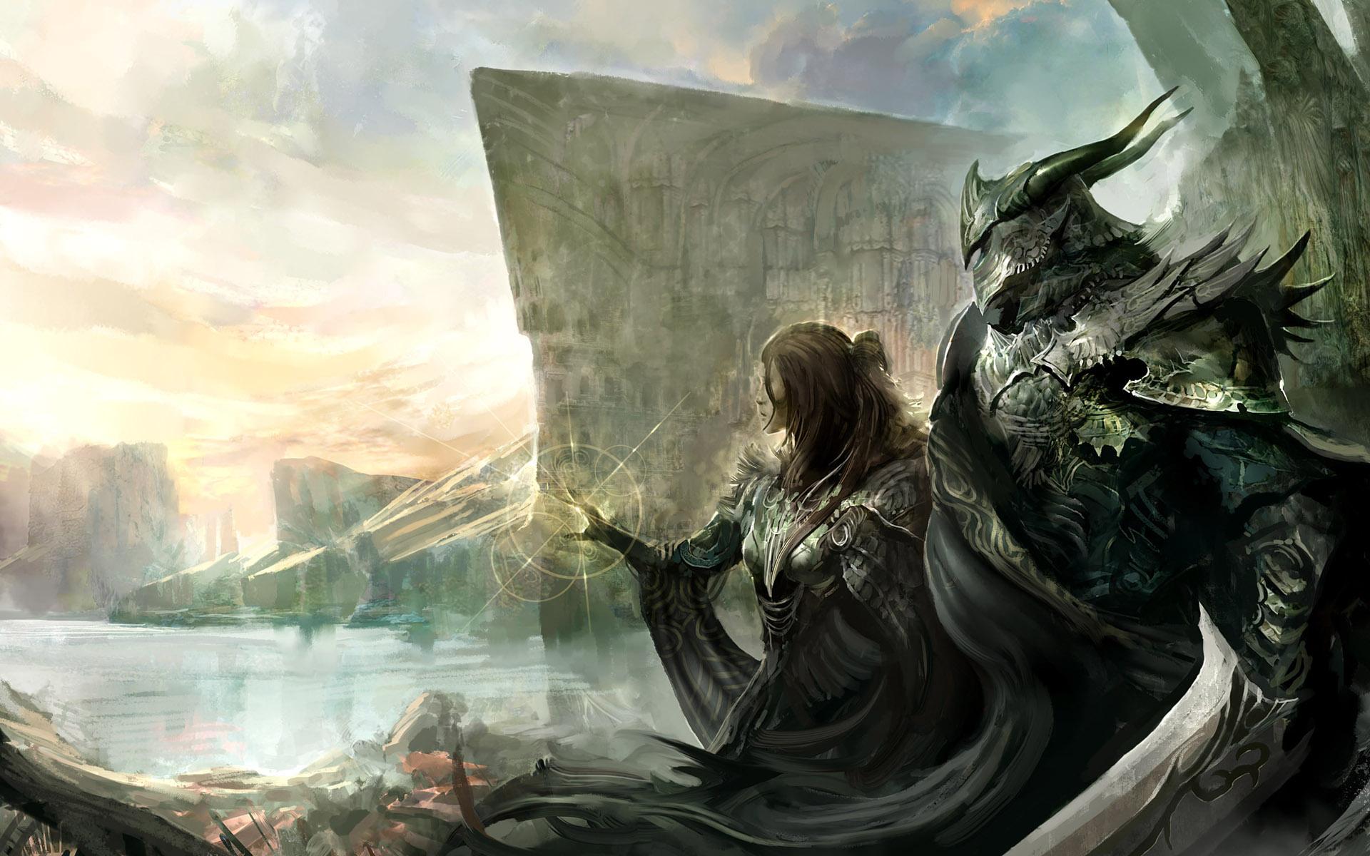 или картинки воинов фэнтези с маленьким разрешением последние