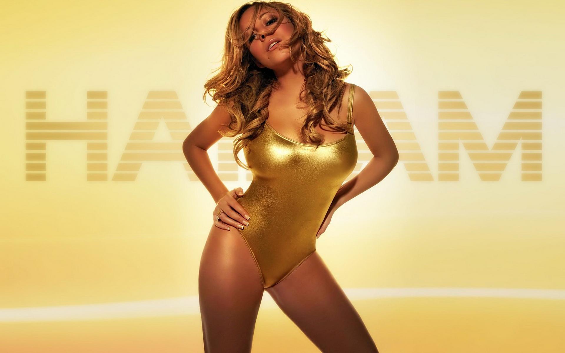 Mariah Carey Booty, Out In New York Mariahcarey Busty Newyork