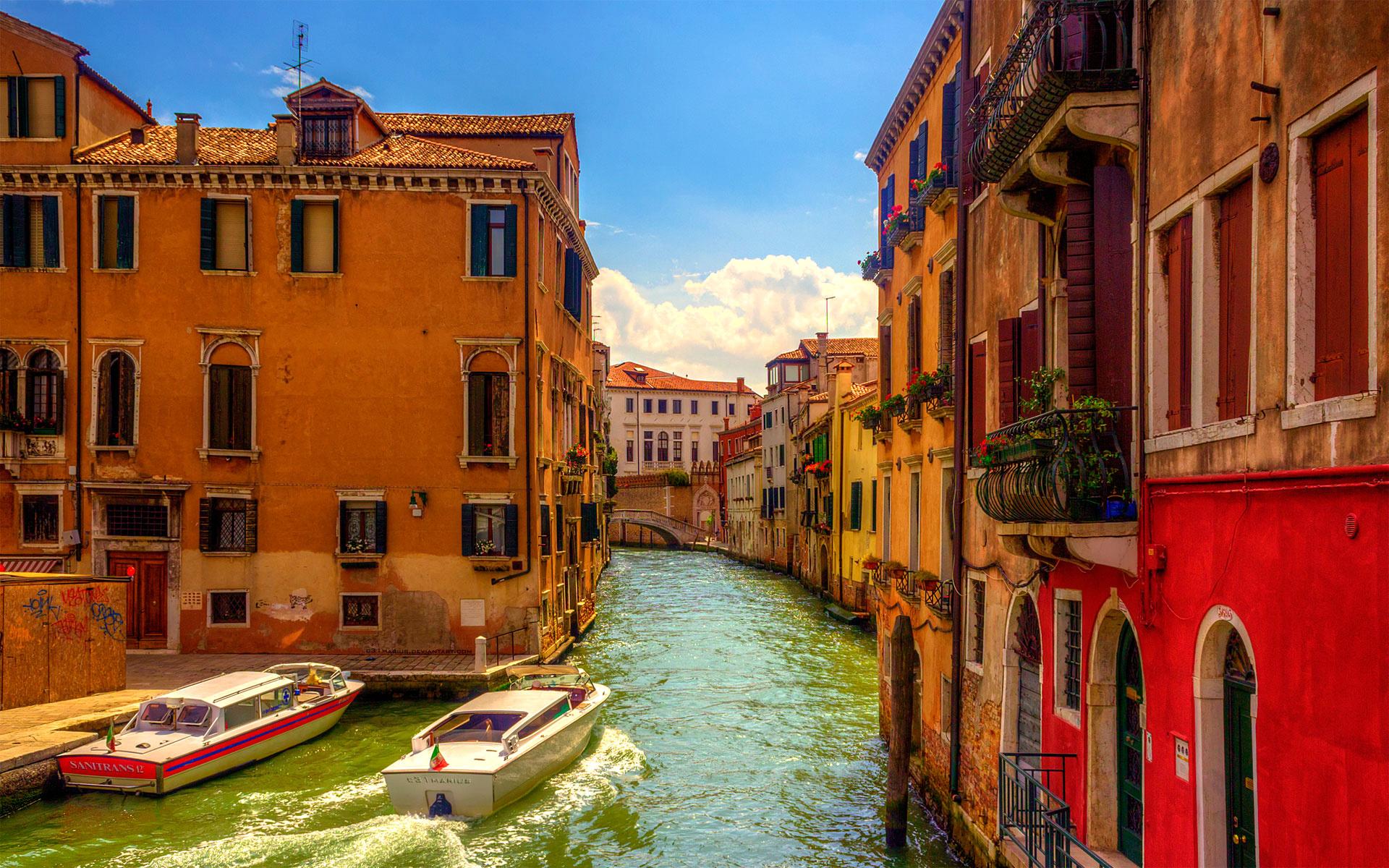 Картинки красивые виды италии