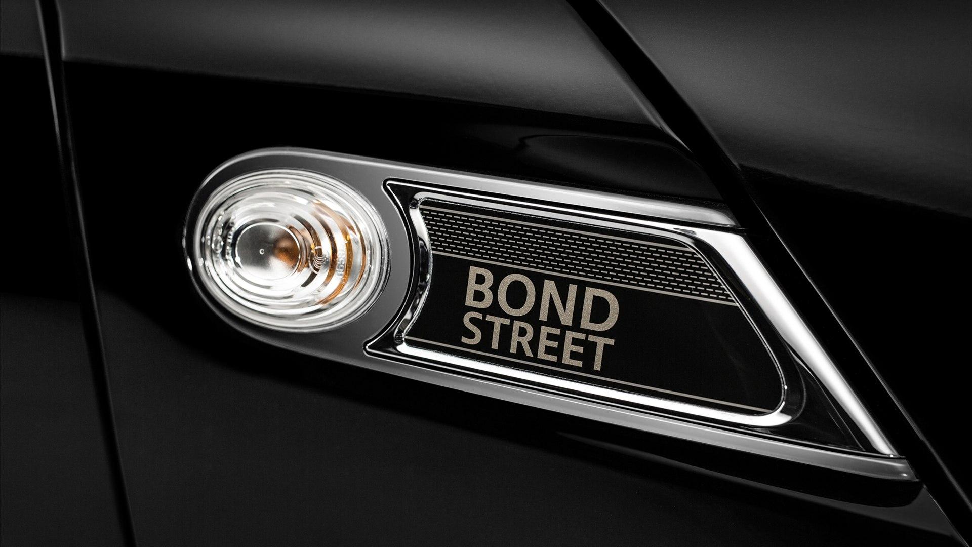 Mini Cooper S Clubman Bond Street 2013 обои для рабочего стола