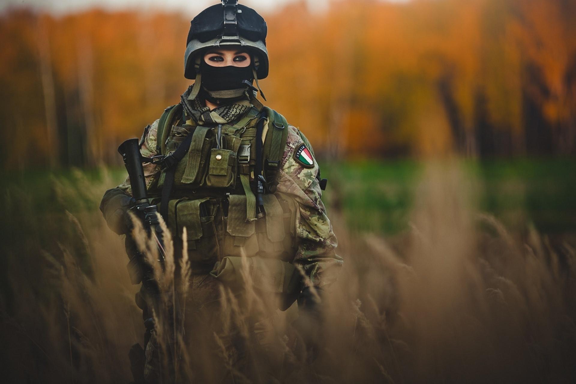 Картинка на аву военный