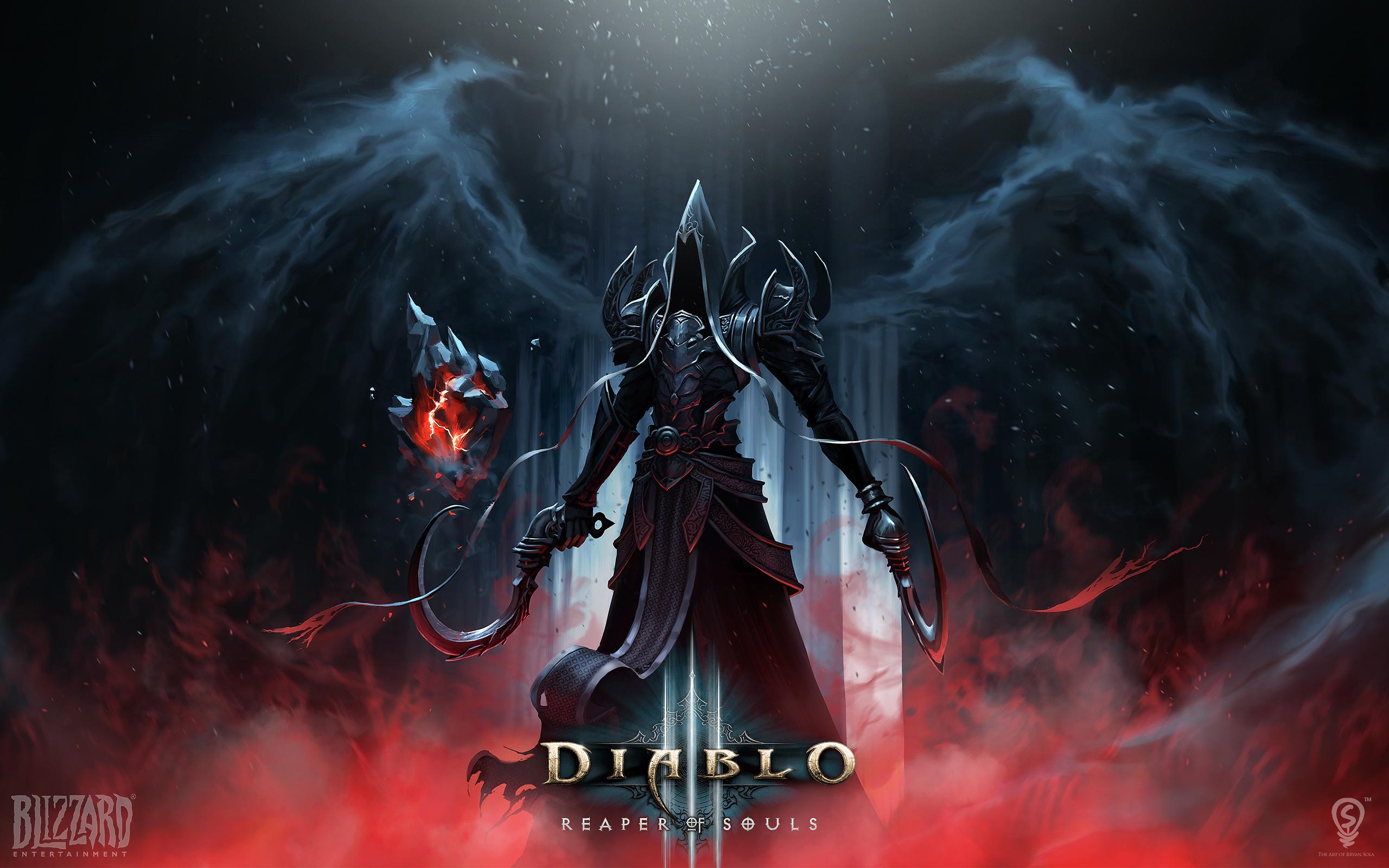 фэнтези diablo 3 reaper of souls без смс