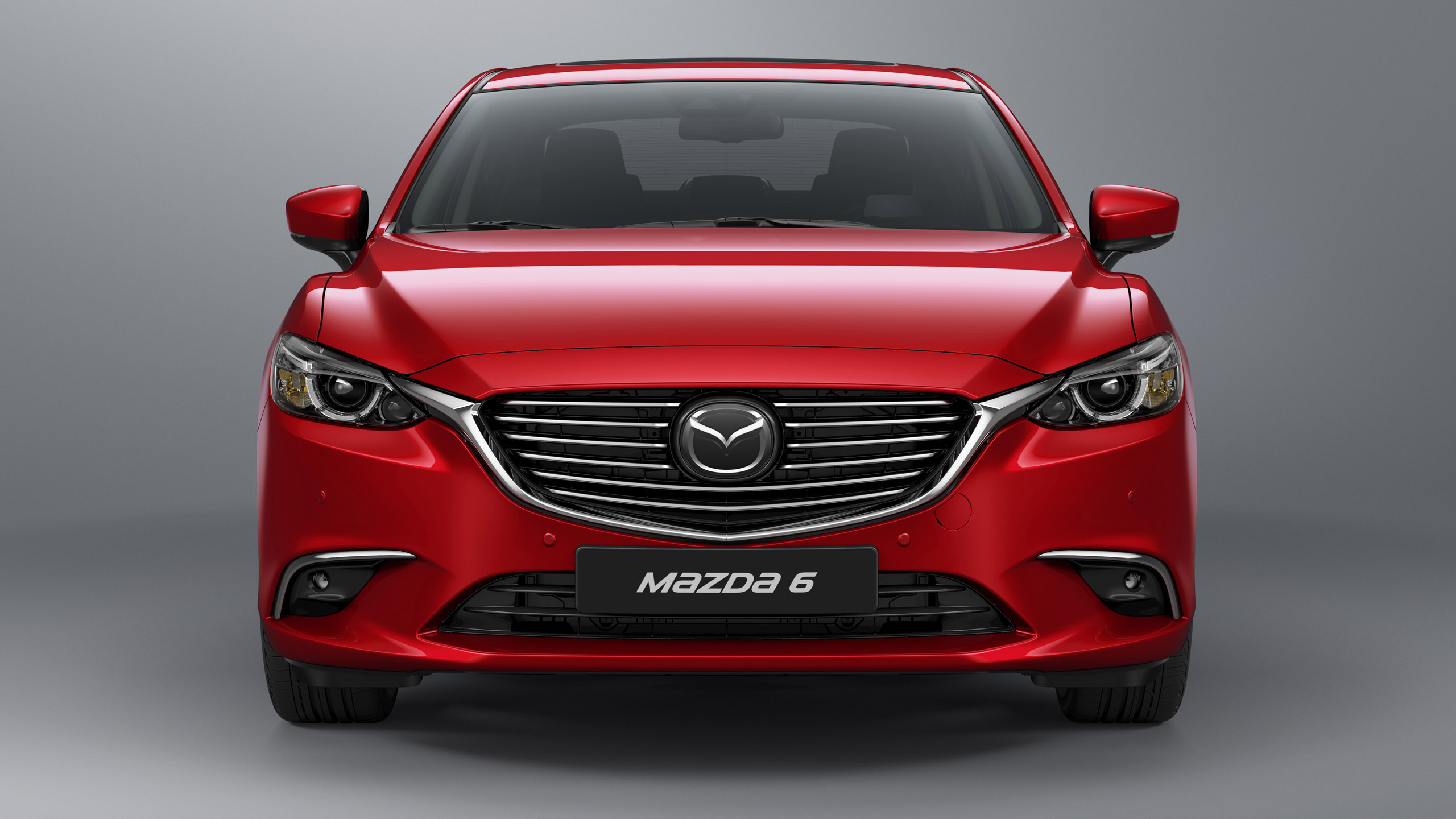 Download wallpapers Mazda6, 2018 cars, motion blur, UK-spec, Mazda ... | 1440x2560