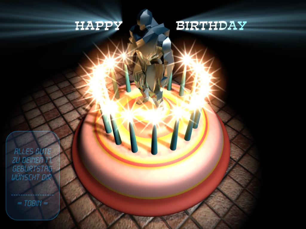 Поздравления с днем рождения cs go