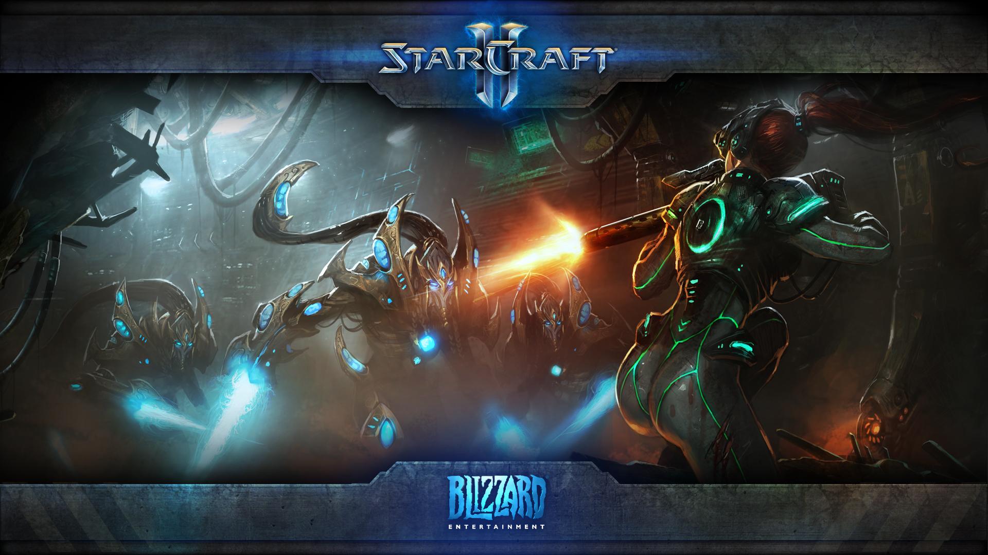 starcraft 2 игры  № 1877627  скачать