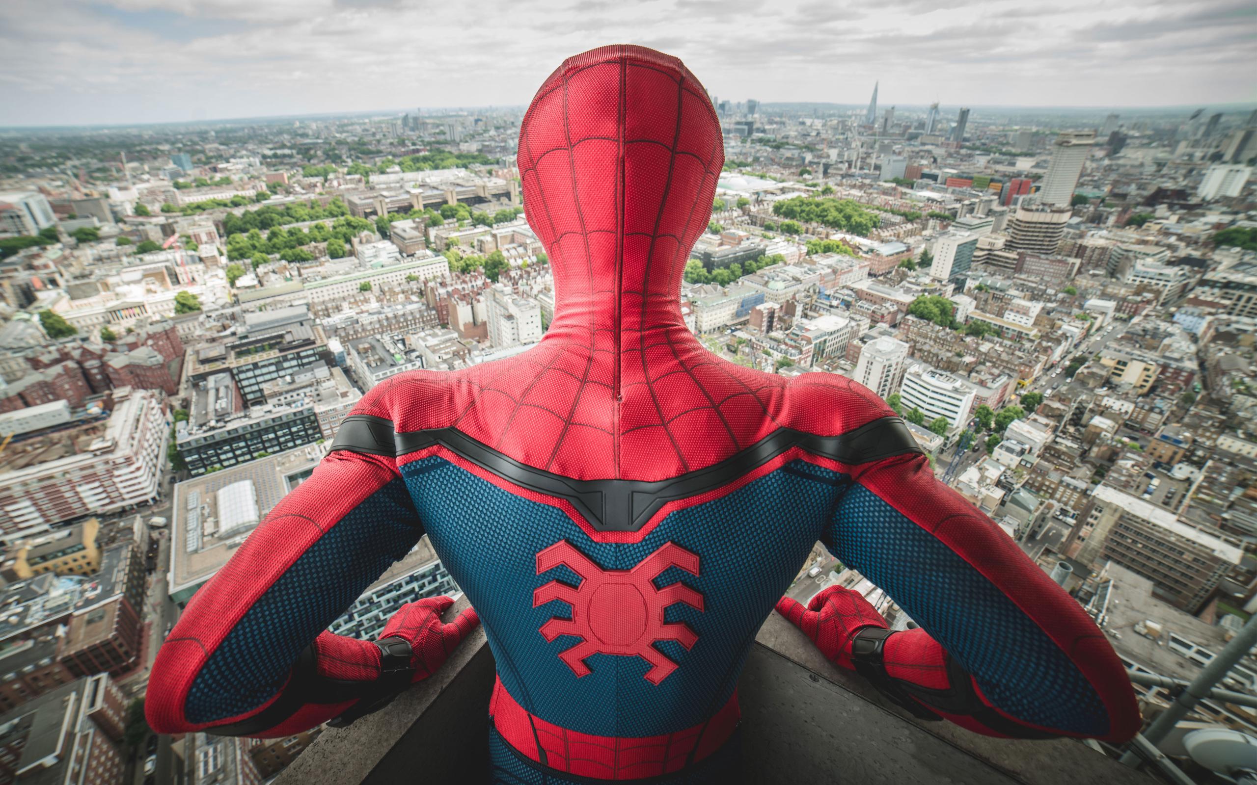 картинки человек паук сматреть