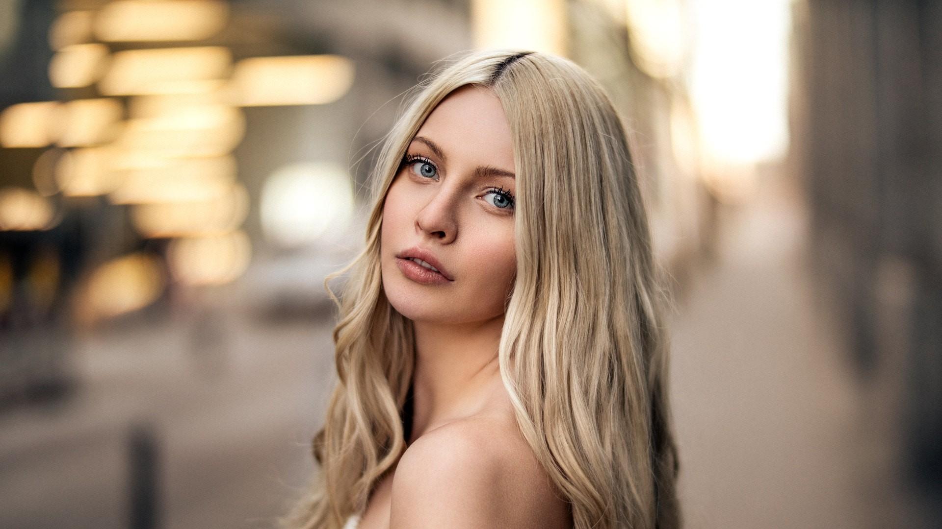 картинки девушек блондинок голиком хочется