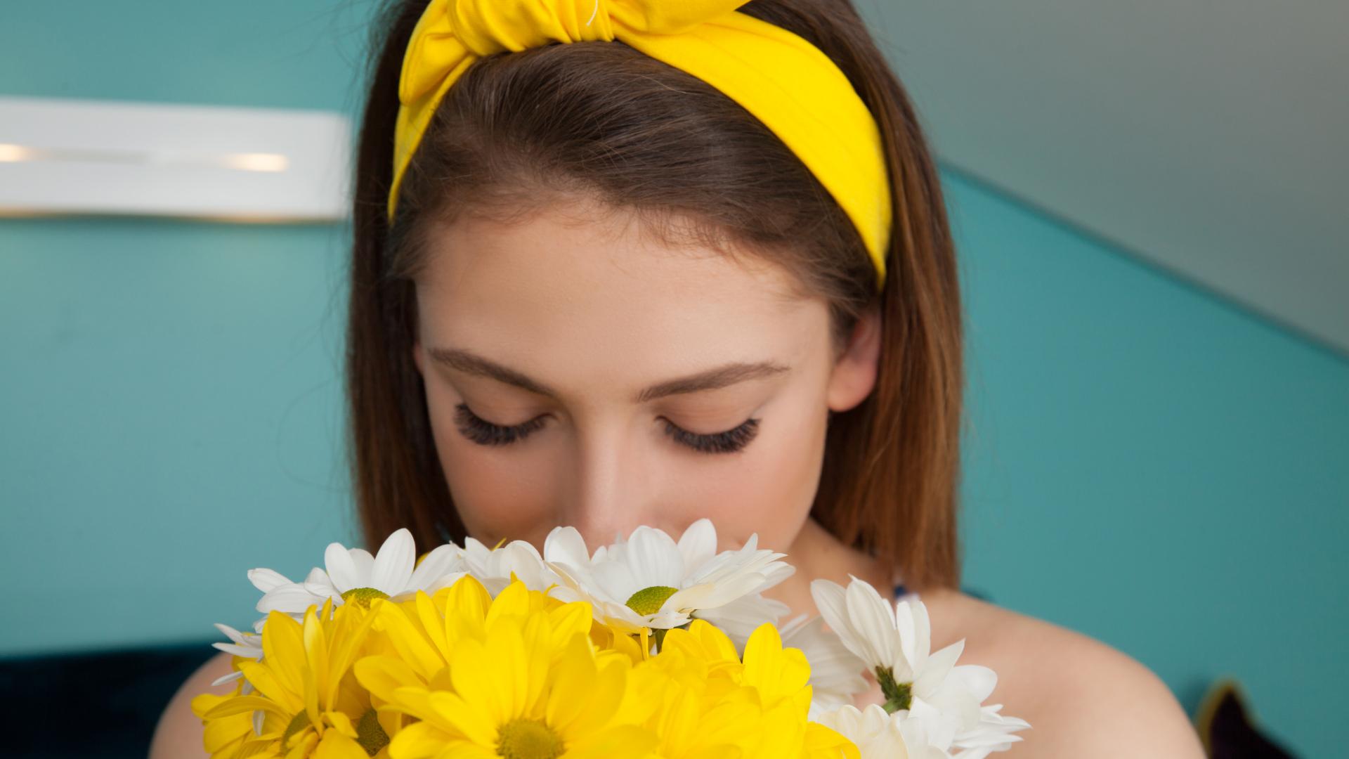 Картинки на рабочий стол для девочек 14 лет, пожеланием отличного настроения