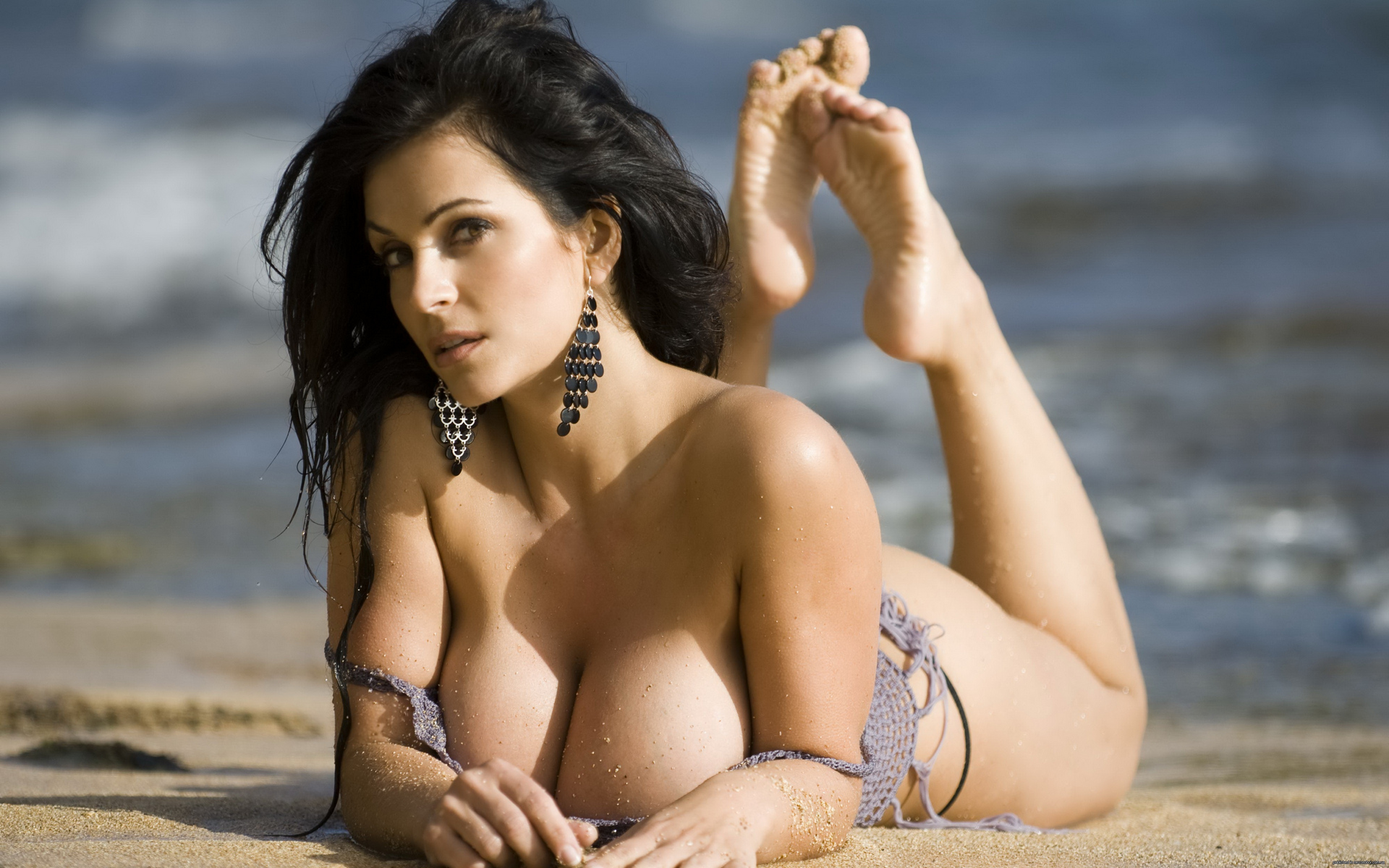Denise milani nude, topless pictures, playboy photos, sex scene uncensored