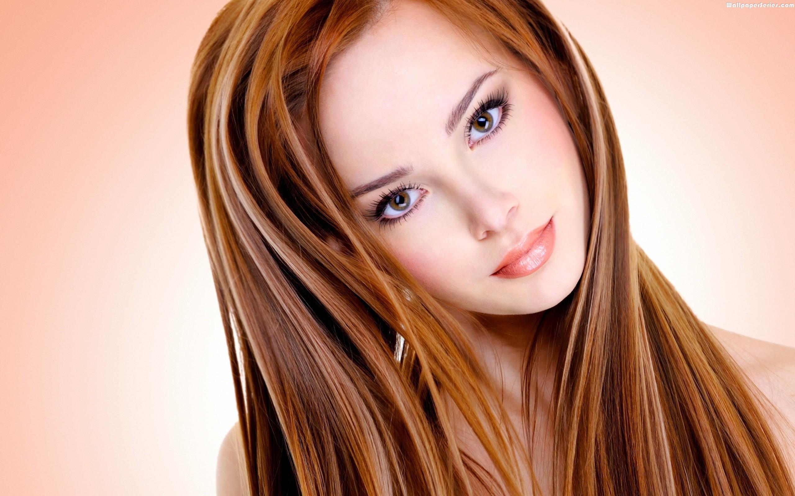 Як перемалювати волосся з русого в блондинку 2 фотография