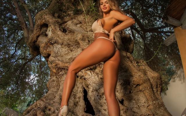 Dana Harem Tree Of Beauty Photodromm Foxhq Fuckamouth 1