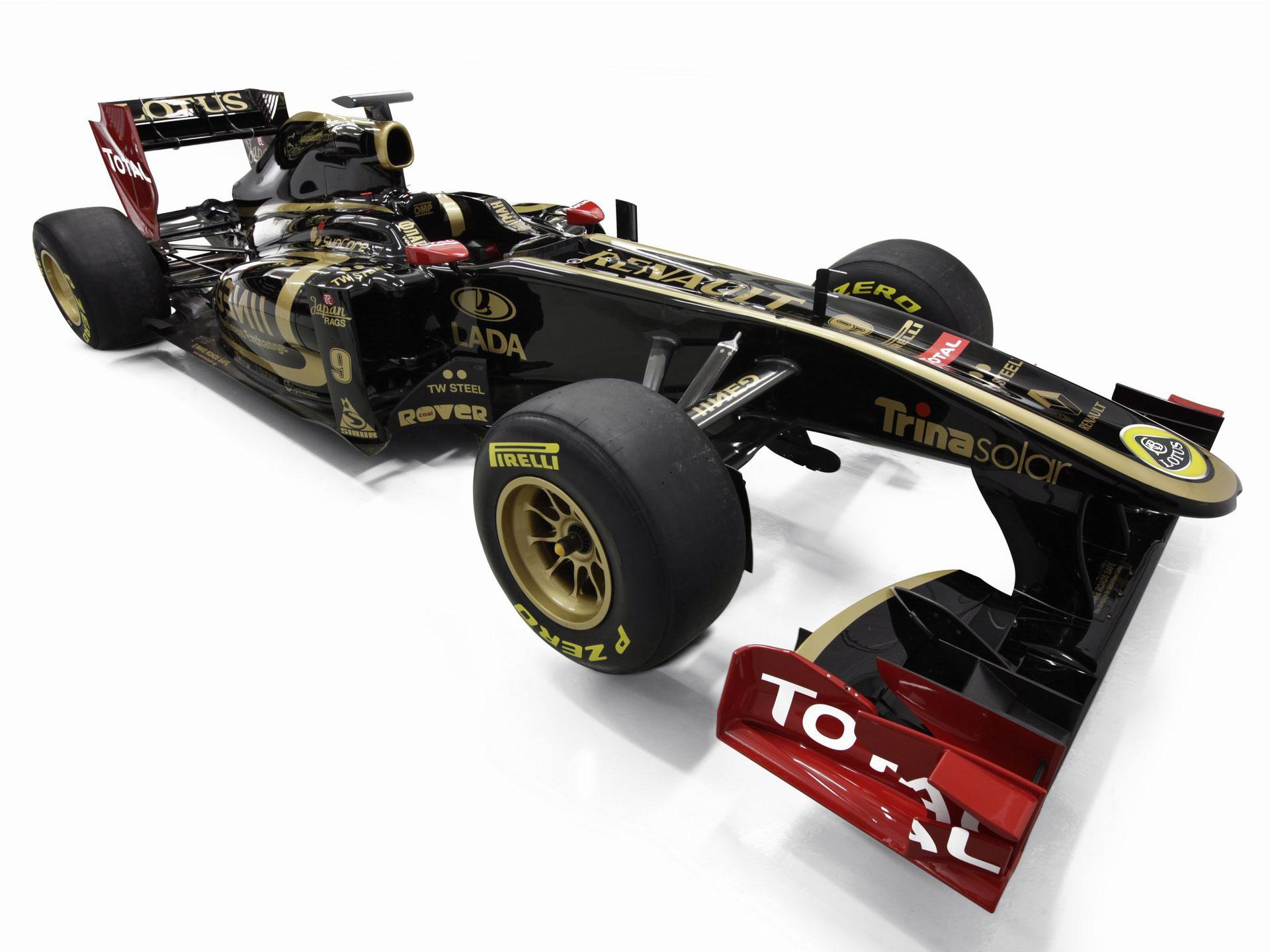 Renault формула 1  № 677716  скачать